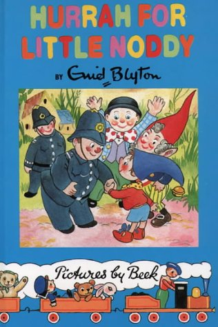 9780001982321: Noddy Classic Library (2) - Hurrah for Little Noddy