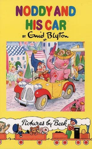 9780001982338: Noddy and His Car (Noddy Classic Library)