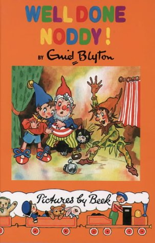 9780001982352: Noddy Classic Library (5) - Well Done Noddy!