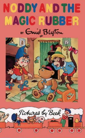 9780001982383: Noddy Classic Library (9) - Noddy and the Magic Rubber