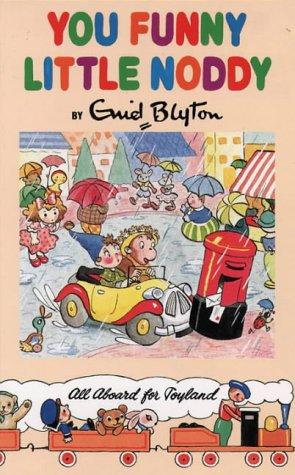 9780001982390: Noddy Classic Library (10) - You Funny Little Noddy
