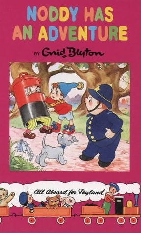9780001982468: Noddy Has an Adventure (Noddy Classic Library)