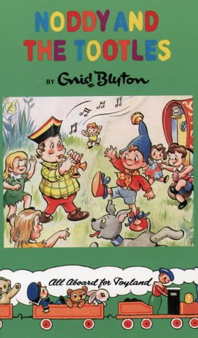 9780001982529: Noddy and the Tootles (Noddy Classic Library)