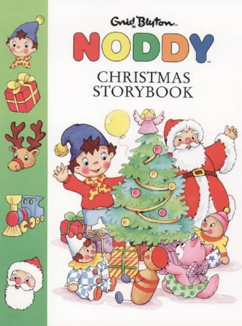 9780001982611: Noddy Christmas Storybook