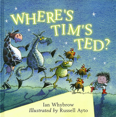 9780001982659: Where's Tim's Ted?