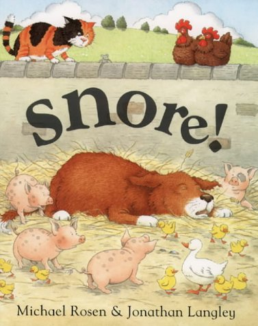 9780001982666: Snore