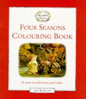 9780001982680: Four Seasons Colouring Book: As Seen On Television And Video: Magic Painting Book (Brambly Hedge)