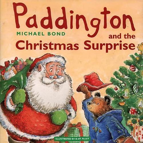 9780001982857: Paddington Bear and the Christmas Surprise