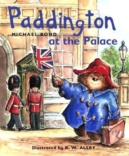 9780001982949: Paddington at the Palace (Little Library)
