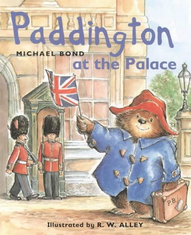 9780001982949: Paddington at the Palace (Little Library)