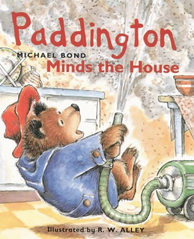9780001982956: Paddington Little Library - Paddington Minds the House