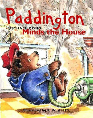9780001982956: Paddington Minds the House (Little Library)