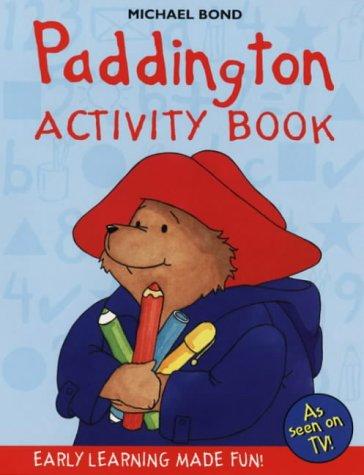 9780001982963: Paddington Colouring Book (Paddington)