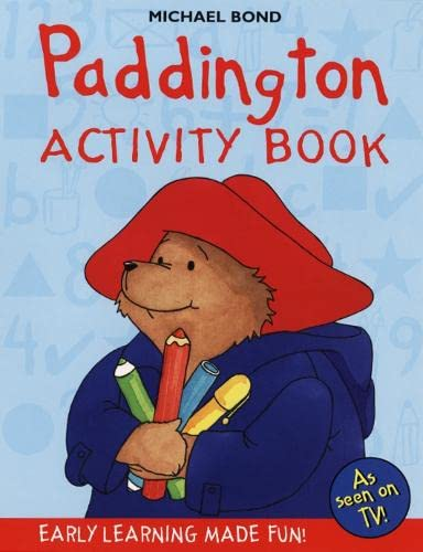9780001982994: Paddington Activity Book
