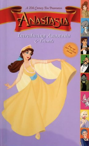 9780001983090: Introducing Anastasia and Friends: Tab book