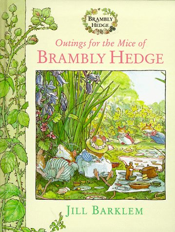 9780001983274: Outings for the Mice of Brambly Hedge: