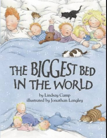 9780001983281: Biggest Bed in the World