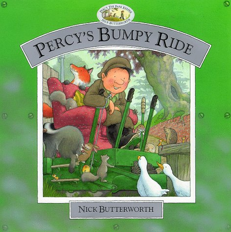 9780001983298: Percy's Bumpy Ride (Percy the Park Keeper)