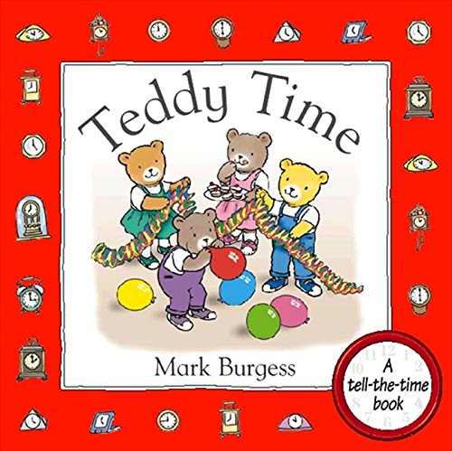 9780001983359: Teddy Time