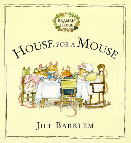 9780001983397: House for a Mouse