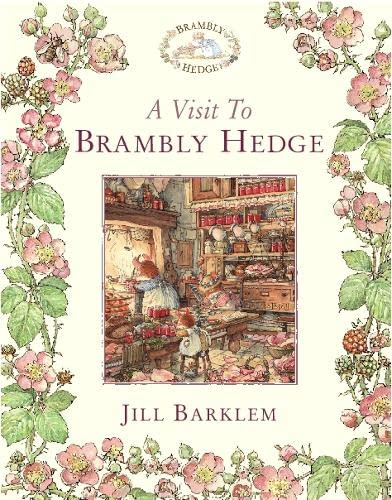 9780001983458: A Visit to Brambly Hedge