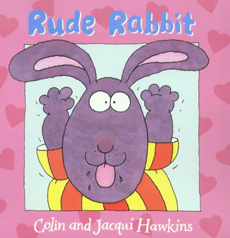 9780001983526: Rude Rabbit