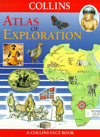 9780001983588: Collins Fact Books ? Atlas of Exploration