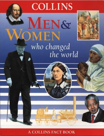 9780001983625: Collins Fact Books - Men and Women Who Changed the World