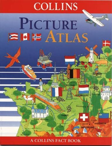 9780001983632: Picture Atlas (Collins Fact Books)