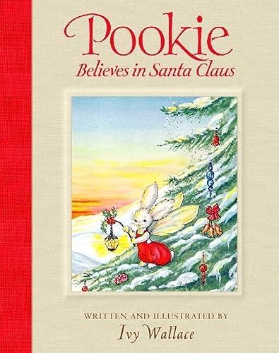 9780001983809: Pookie Believes in Santa Claus