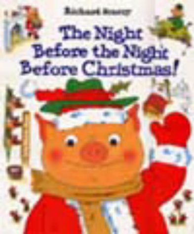 9780001983847: The Night Before the Night Before Christmas