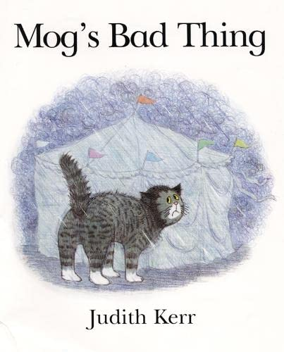 9780001983854: Mog's Bad Thing