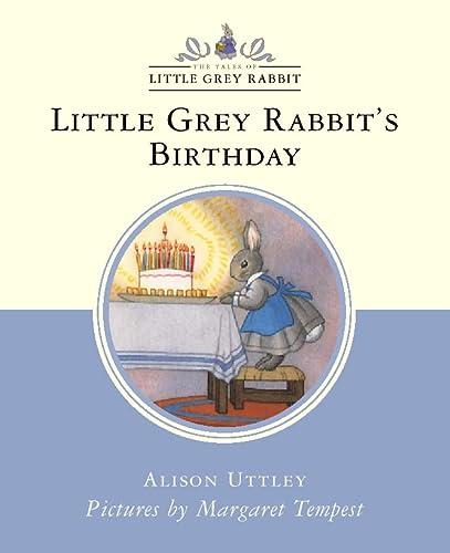 9780001983915: Little Grey Rabbit's Birthday (Little Grey Rabbit Classic Series)