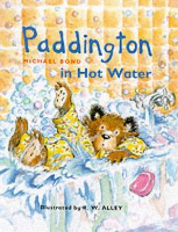 9780001983991: Paddington Little Library - Paddington in Hot Water (Paddington's Little Library)