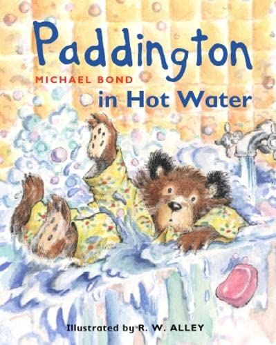 9780001983991: Paddington in Hot Water (Paddington's Little Library)