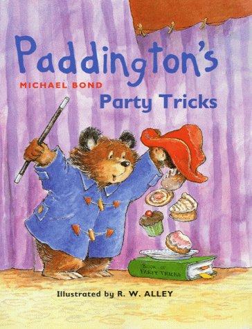 9780001984004: Paddington's Party Tricks (Paddington's Little Library)