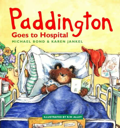 9780001984127: Paddington Goes to Hospital
