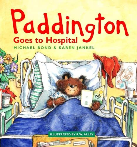 9780001984127: Paddington Goes to Hospital