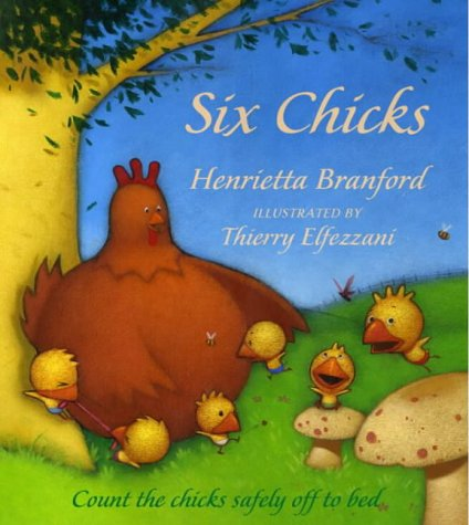 9780001984134: Six Chicks