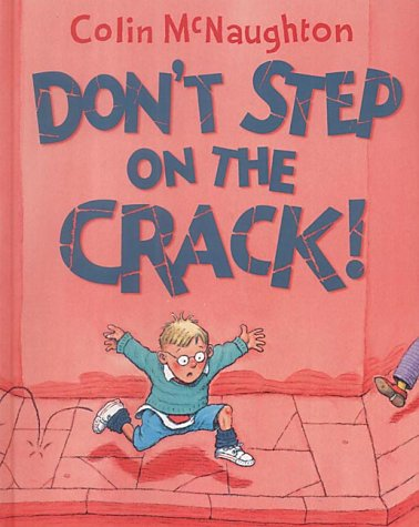 Stepping on the cracks book