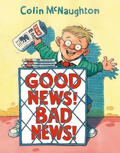 9780001984189: Good News, Bad News