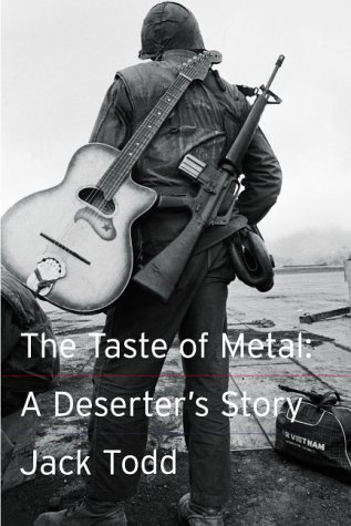 9780002000550: The Taste of Metal: A Deserter's Story