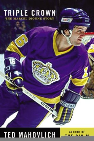 9780002000727: Triple Crown : The Marcel Dionne Story