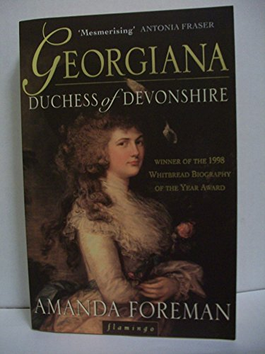 9780002003025: Georgiana: Duchess of Devonshire