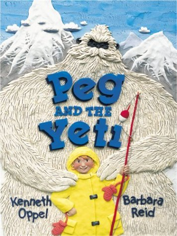 9780002005388: Peg and the Yeti