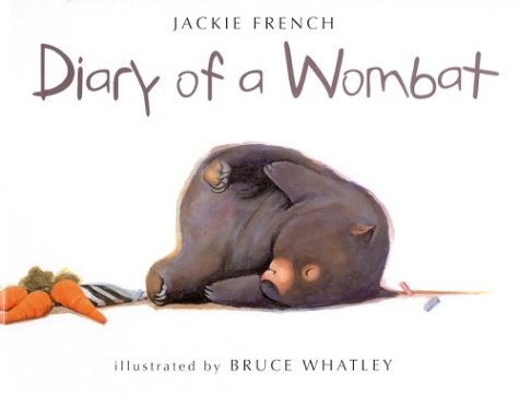 Diary of a Wombat: French, Jackie