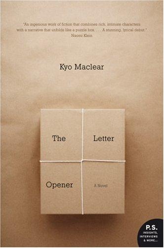 9780002006071: The Letter Opener