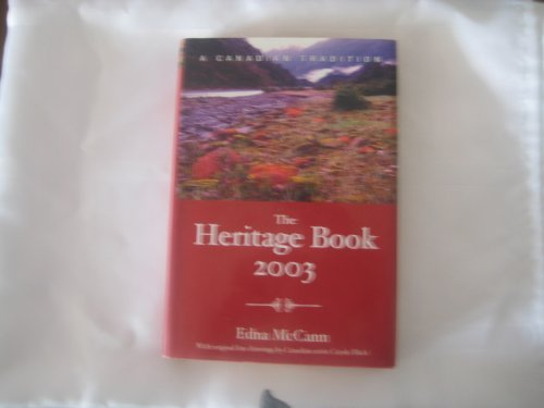 9780002006408: Heritage Book 2003