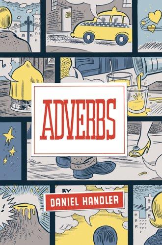 9780002007078: Adverbs: A Novel