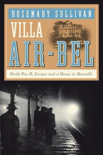 9780002007108: Villa Air-Bel